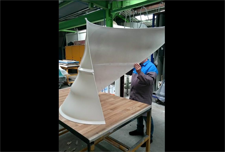 Prototype pale éolienne uneole