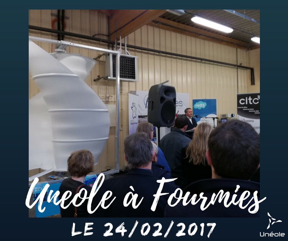 Unéole à Fourmies