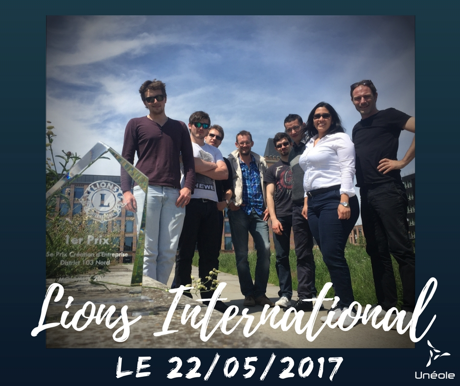 Lions International !